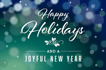 Happy Holidays and a Joyful New Year from Lake Shore