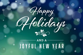 Happy Holidays and a Joyful New Year from Lake Shore