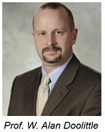 Georgia Tech Prof. W. Alan Doolittle