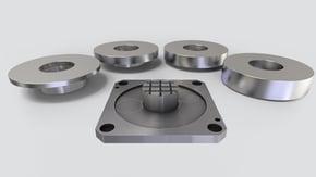 Ring Magnet Kit Option for Lake Shore Cryogenic Probe Stations