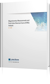 New FORC measurement ebook