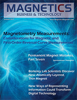Magnetics Business & Technology Summer 2017
