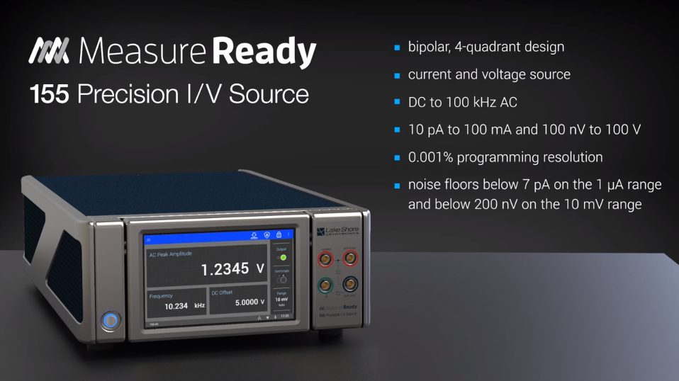 155 I/V source first look video